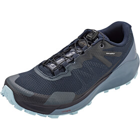 Salomon Sense Ride 3 Scarpe Donna, navy blazer/flint stone/angel falls